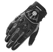 SCOYCO MX40 MOTO racing перчатки мотоцикл/Мотоцикл расширенный защитный/мото внедорожных перчатки красного цвета РАЗМЕР M L XL