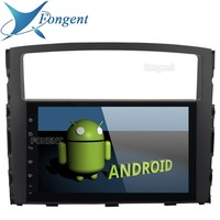 9 ips Экран автомобиль радио Gps навигатор Android 9,0 головное устройство плеер для Mitsubishi Pajero V97 V93 2006 2007 2008 2009 2011 стерео