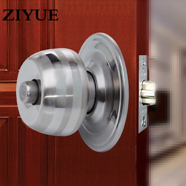 Free Shipping Stainless Steel Ball Lock Copper Lock Core Ball Lock ...