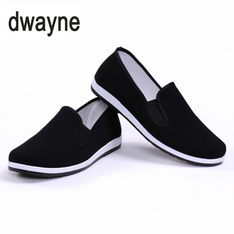 2018 Summer Men Canvas Shoes Classic Espadrilles Men Casual Shoes Slip on Breathable Loafers Men Flats Shoe Zapatos Hombre стоимость