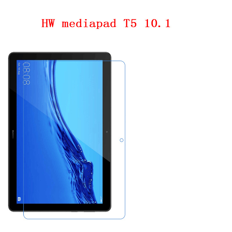 for Huawei mediapad T5 10.inch tablet Anti-falling nano TPU explosion-proof screen protective film 9H new 9h glass tempered for huawei mediapad t5 10 tempered glass screen film for huawei mediapad t5 10 inch tablet screen film