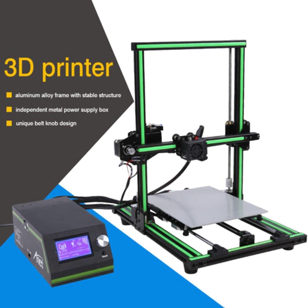 Anet E10 2018 Hot Koop Aluminium Frame DIY 3d Printer Machine 10 minuten te Monteren Gemakkelijk Operationele Impressora 3d Hoge precisie - 2