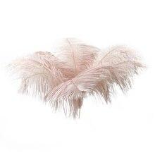 10 шт., праздничные искусственные страусиные перья, многоцелевые Свадебные украшения «сделай сам», большие костюмы, Центральный размер 35-40 см