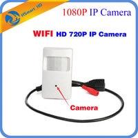 HD 720 P WIFI Mini Câmera Detector de Movimento HD ESTILO PIR Sem Fio Câmera IP Mini Câmera Ip Wifi P2P Segurança Para ONVIF NVR sistema