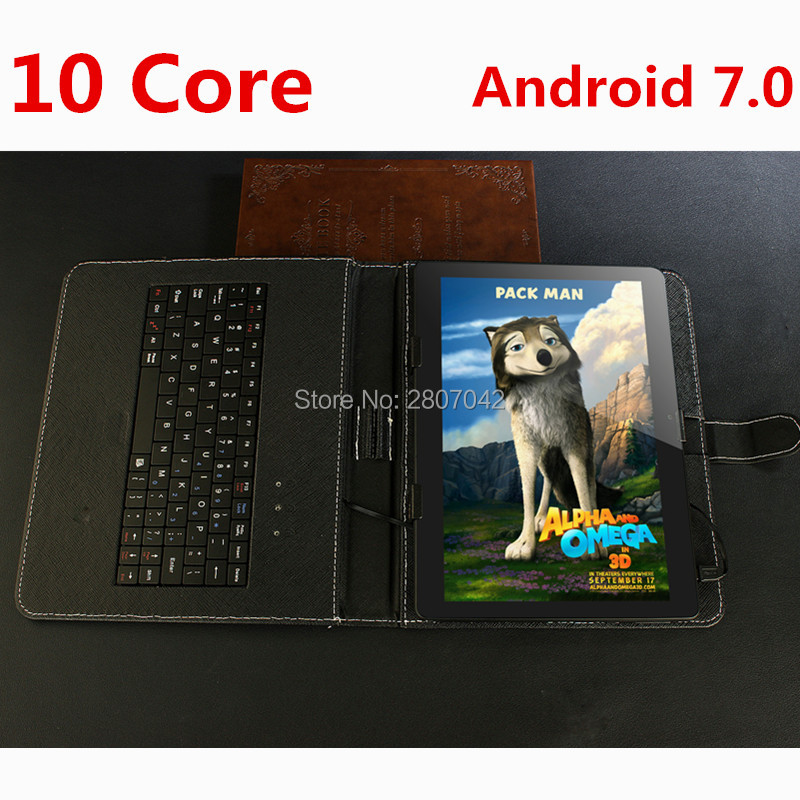 2017 Hot New 10 inch 3G 4G FDD LTE Tablet PC Deca Core 1920 1200 IPS