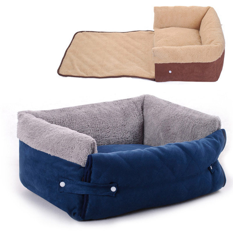 Multifunctional Dog Bed Warm Pet Dog Sofa for Small Large Dogs Puppy Cat  House Washable Dog Kennel Chihuahua Yorkshire 9C30-in Houses, Kennels &  Pens ...