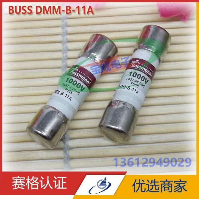 FLUKE Fluke Multimeter US FUSE Fuse DMM-B-11A 10 * 38MM