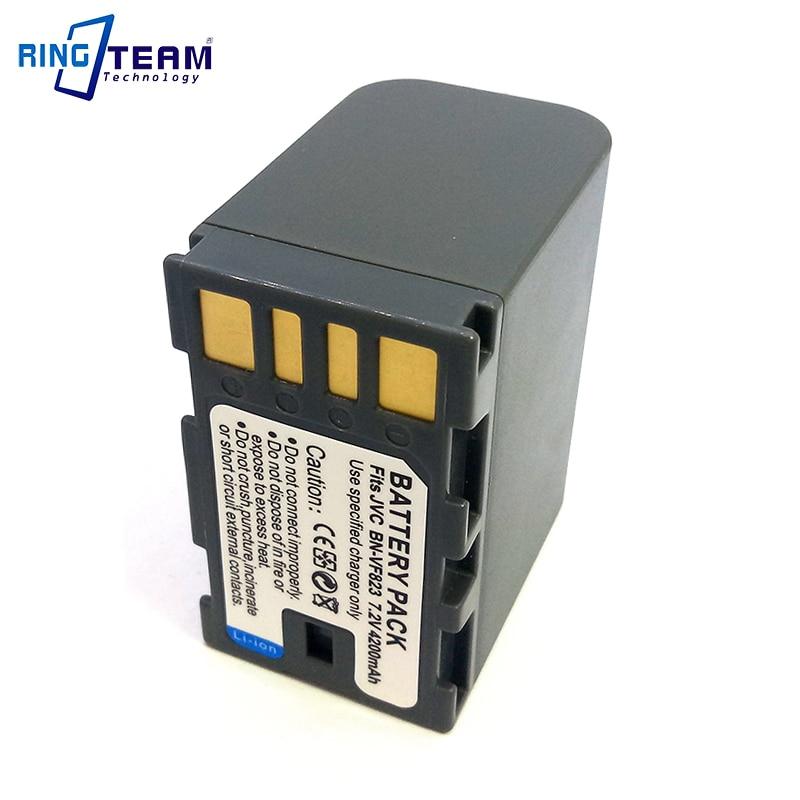 Battery Charger for JVC GR-D760US GR-D790US GR-D796US MiniDV Digital Camcorder