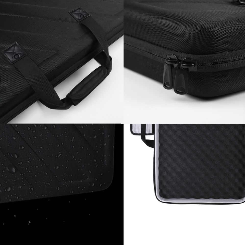 BUBM профессиональная защита сумка жесткий DJ аудио оборудование чехол для Pioneer DDJ 1000/Denon MC8000 DJ контроллер -- XL размер