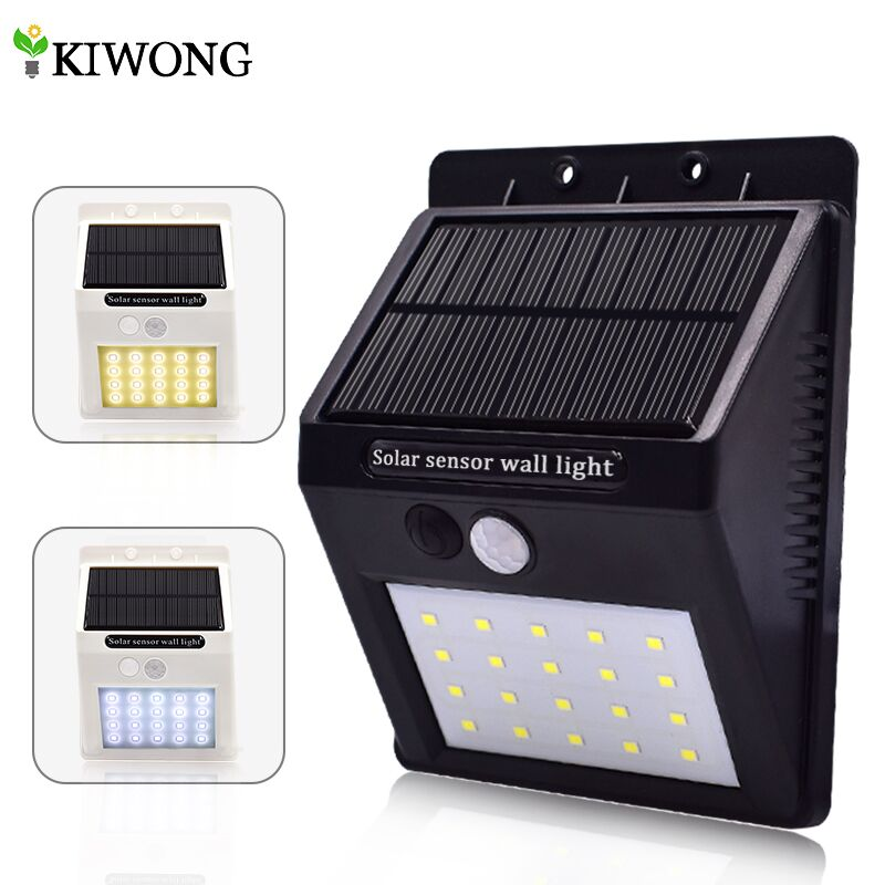 Aliexpress Com Buy Solar Lights 20 Led Wireless Solar