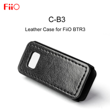 FIIO C B3 Leather Case for FiiO BTR3 Bluetooth Adapter Cover