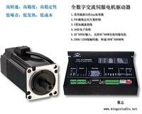 Yz ACSD608 AC Servo Drive 40 60 Servo Motor AC Servo Motor