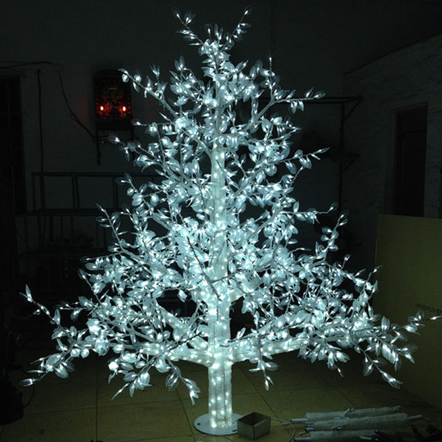 Outdoor Lighting Trees 4meters 3456leds white outdoor christmas trees color led lights for 4meters 3456leds white outdoor christmas trees color led lights for landscape trees lighting workwithnaturefo