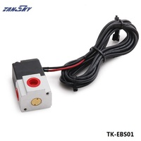 Pivot Auto Turbo Kit 3 Ports Electronics Boost Solenoid Turbo Electronic Controller Boost Boost Controller TK