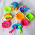 15 Pcs Mini Kitchen Tablewares for Dollhouse Kids Play House Toys Gift For Kids Children