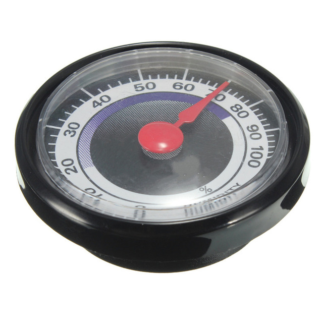 2016 New Plastic Mini 0% 100% Portable Hygrometer Humidity Meter ...