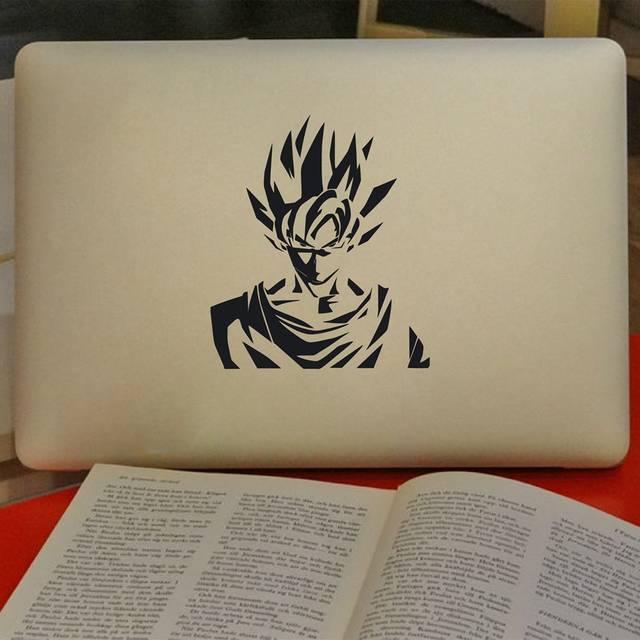 Us 189 16 Offdragon Ball Z Dbz Super Saiyan Goku Anime Vinyl Die Cut Aufkleber Aufkleber Für Laptop Auto Wand Decor Anime Drachen Ball In
