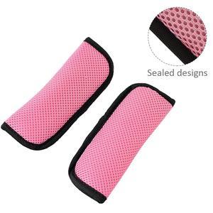 Image 5 - 2pcs Baby Children Safety Seat Belt Cover Car Accessories Shoulder Strap Cover Pads Safety Belt Harness Shoulder Protection