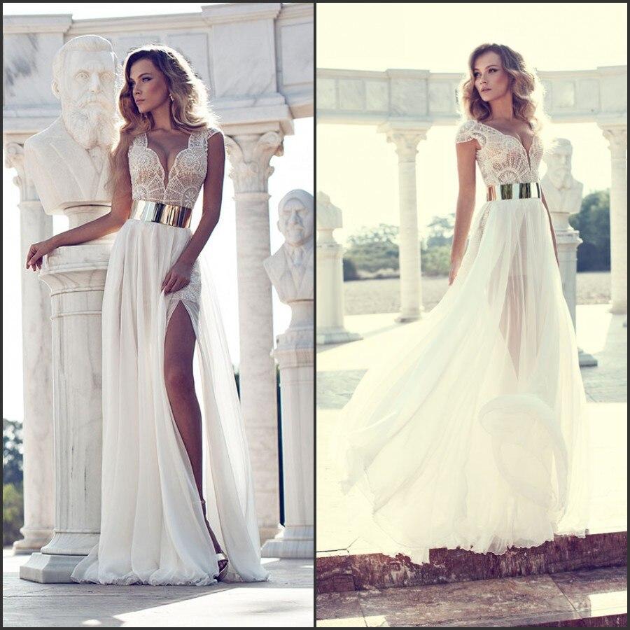 very wedding dresses see through wedding dresses Whole Very See Through Wedding Dress Lace Appliqued Robe