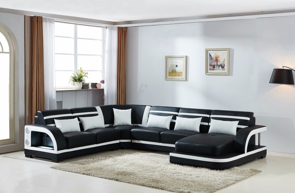 U Shaped Sectional Sofa