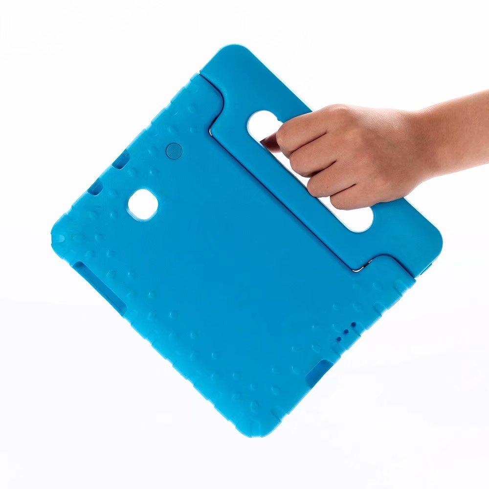 For Samsung Galaxy Tab A 8.0 2018 T387 SM-T387V SM-T387P Case Hand-Held Full Body Kids Children Safe EVA Tablet Cover T387+PEN