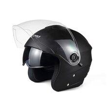 Мотокросс Шлем Мотоцикла Motocicleta Cacapete Каско шлем Мотобайк Шлемы с очками 786N Kask