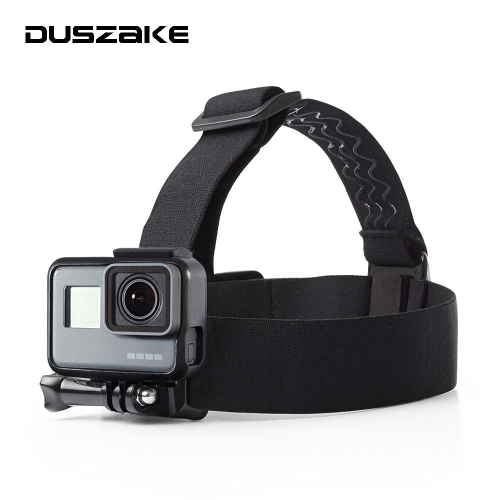 Head strap mount For Gopro Hero 4 5 Xiaomi yi 4K Action font b Camera b