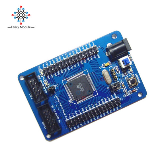ATMEL ATMega128 M128 AVR Mindest Core Entwicklung system board Modul ISP JTAG