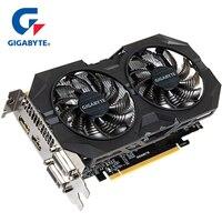 GIGABYTE Graphics Card GTX 950 with NVIDIA GeForce GTX 950 GPU 2GB 128Bit GDDR5 Video Card for PC Hdmi Dvi game VGA Used Cards