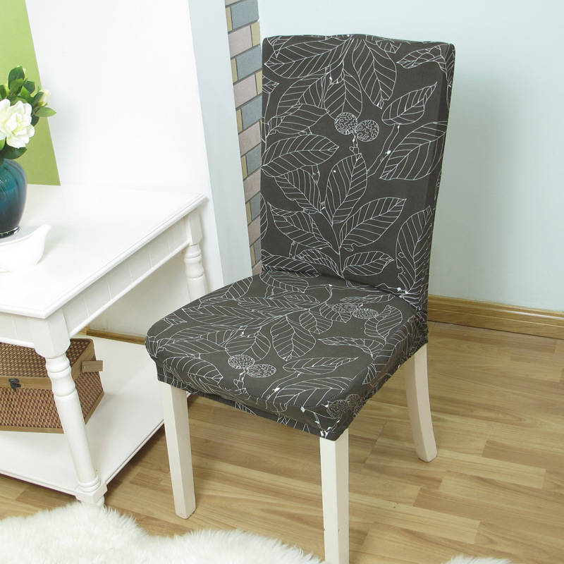 Floral Printing Stretch Elastic Chair Covers  3