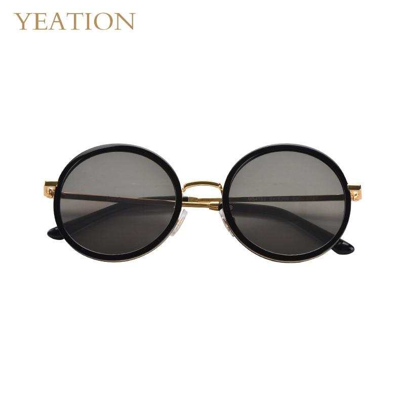 Mit Yeation Runde Nylon Vintage Retro Linsen Sonnenbrille Unisex rOqWOXnUw