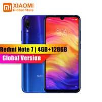 """Global Version XIAOMI Redmi Note 7 4GB RAM 128GB ROM S660 Octa Core 6.3"""" Smartphone 2340 x 1080 4000mAh 48MP+13MP Camera"""