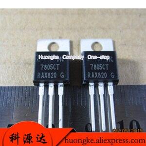 Image 1 - 10PCS/LOT MC7805CT 7805CT MC7805CTG L7812 L7812CV L7815CV L7815 L7915CV L7915 Three terminal regulator circuit IC