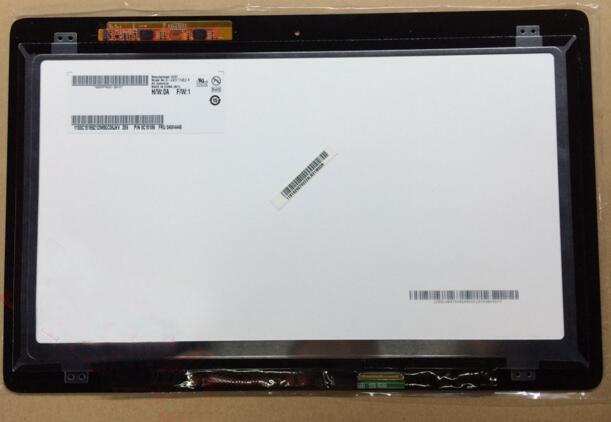 Lcd portátil montaje para lenovo Ideapad U410 Display LCD táctil digitalizador de reparación del reemplazo del arreglo del panel parte