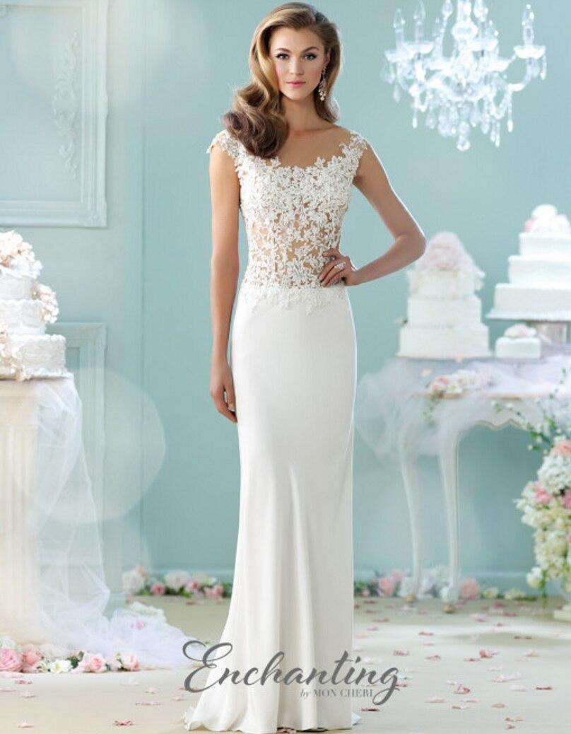 Vestido De Noiva 2 Em 1 Boho Bohemian Wedding Dress 2016 Bateau ...