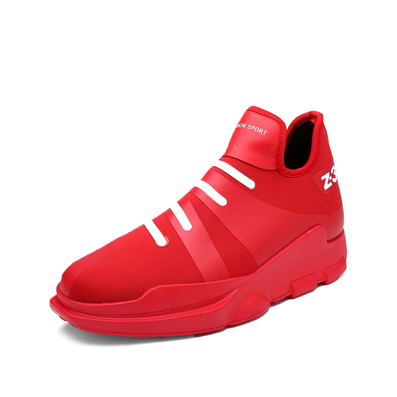 High Waterproof Mens Running Sneakers New Sneakers Men High Antiskid Wear Shoes For Men