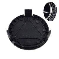 20 adet 75mm 3 pin Tekerlek merkezi Hub Kapak cap Caps Araba Logo Amblem Abc için Mercedes CLA CLS G M R S A1714000025