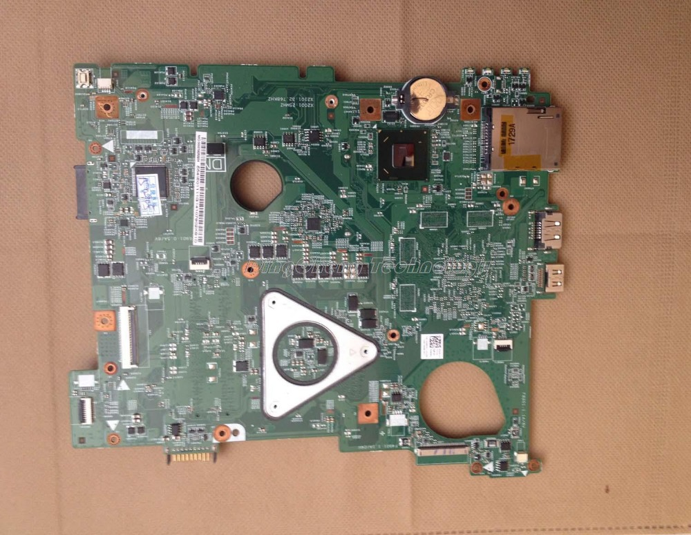 SHELI laptop Motherboard for dell inspiron N5110 0G8RW1 CN-0G8RW1 for intel cpu with integrated graphics card 100% tested Fully