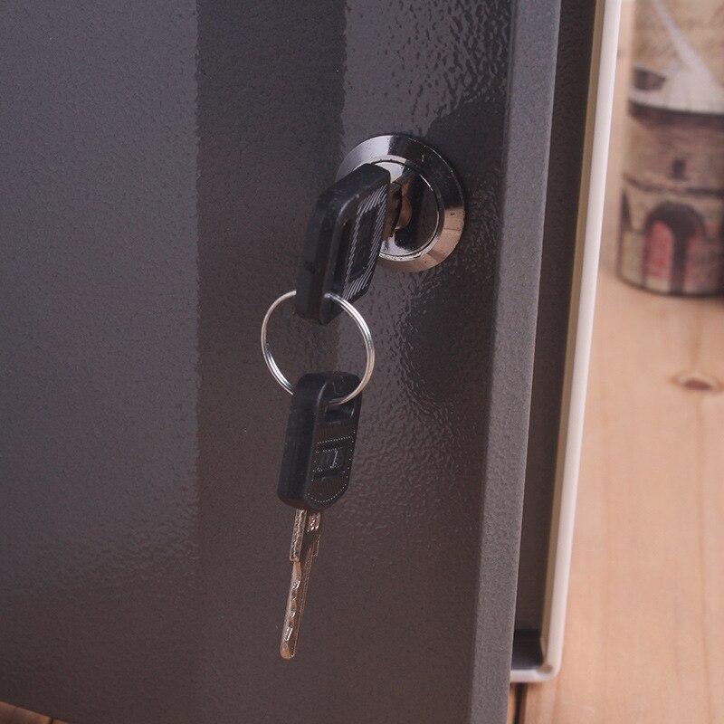 Creative English Dictionary Safe Box Key Lock Cash Money Jewellery Storage Box Key Locker Safe Deposit Box Secret Organizer