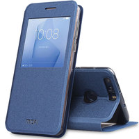 Original Mofi For Huawei Honor 8 Case Luxury Flip Leather Stand Cover Case For Huawei Honor
