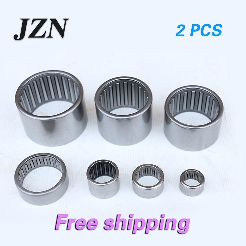 Free Shipping! 2PCS HK1616 HK162216 16*22*16mm Needle Roller Bearings