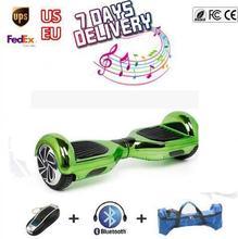 Bolsa de scooter con led ul hooverboard oxboard 2 wheel auto equilibrio scooters eléctricos smart board skateboard hover bluetooth