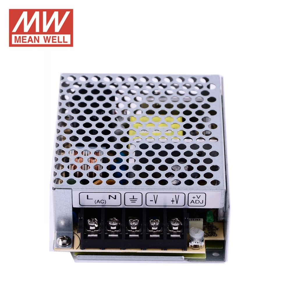 NEW MeanWell MW 24V 35W RS-35-24 AC//DC Switching Power Supply