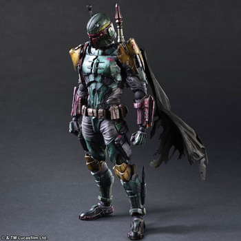 26cm Star War Original Boba Fett Action Figure Model Toys