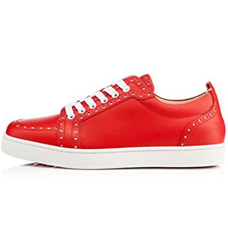 Y Moda red Azul Blue Señora Zapatos Enredaderas Pisos Costura Lace Plataforma Nancyjayjii Bajo Calle Punta Zapatillas Rojo Casual up Sólidos Mujeres Redonda dCWxBdw1n