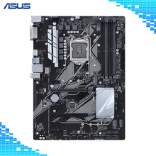 Asus PRIME Z370-P Desktop Motherboard Intel Z370 Chipset Socket LGA 1151 8th GenCore i7/i5/i3/Pentium/Celeron ATX
