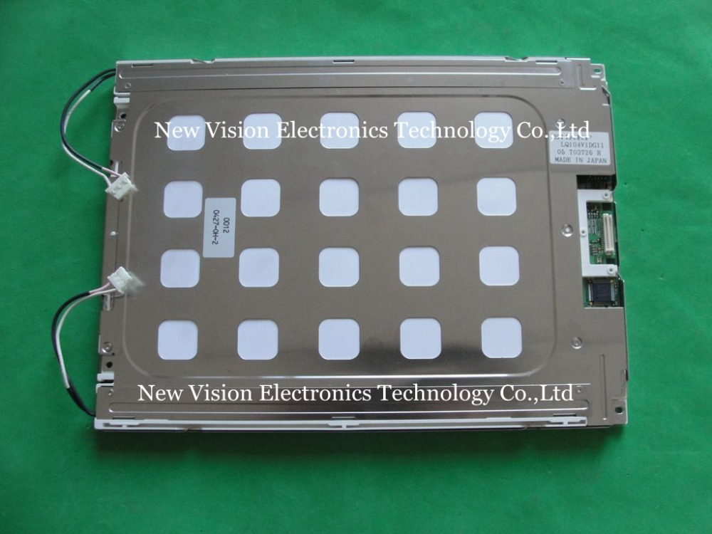 LQ104V1DG11 LQ104V7DS01 original 10 4 inch 640 480 LCD Display Screen with CCFL Backlight