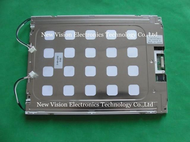 LQ104V1DG11 LQ104V7DS01 orijinal 10.4 inç 640*480 lcd ekran Ekran CCFL Arka Işık ile