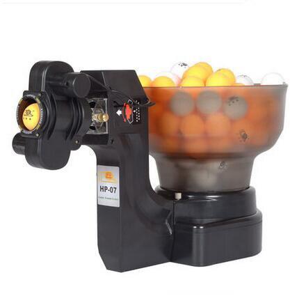 Автоматическая машина шарика 36 спинов пинг-понг Настольный теннис мяч машины роботы HP-07 домашнего музицирования на машине 1 шт.