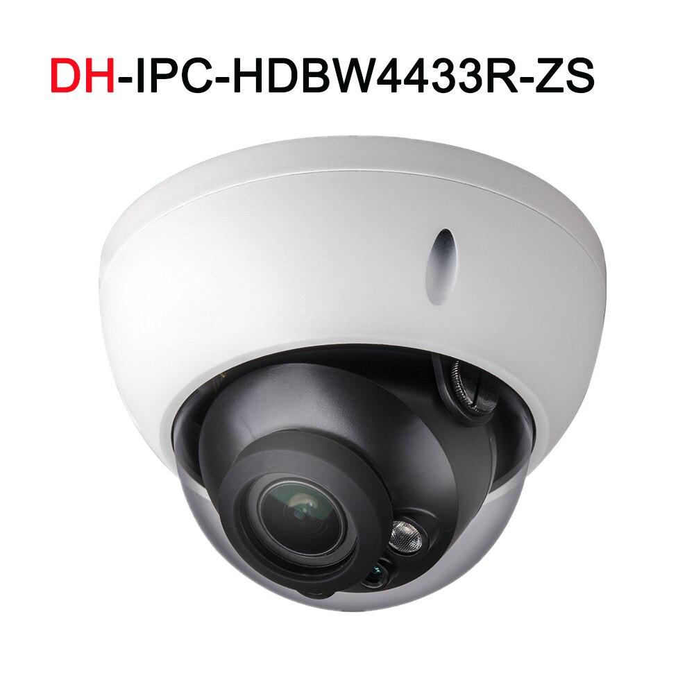 13,5 En su lugar IPC-HDBW4431R-ZS visión nocturna más 2,7mm IPC-HDBW4433R-ZS mm lente varifocal motorizada cámara IP envío gratis